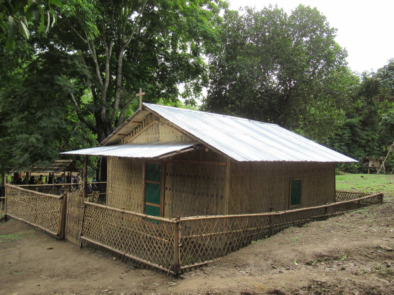 New church in remote village 2