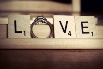 First Comes Love, Then Comes... - Heart Hackers Club -  - Scrabble