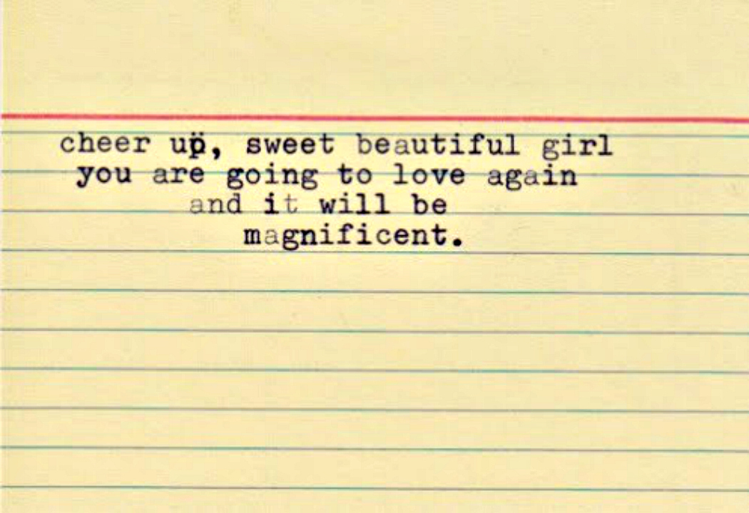My letter to a dear friend going through a breakup…(an old post from 2009) - Heart Hackers Club - friend - Breakup