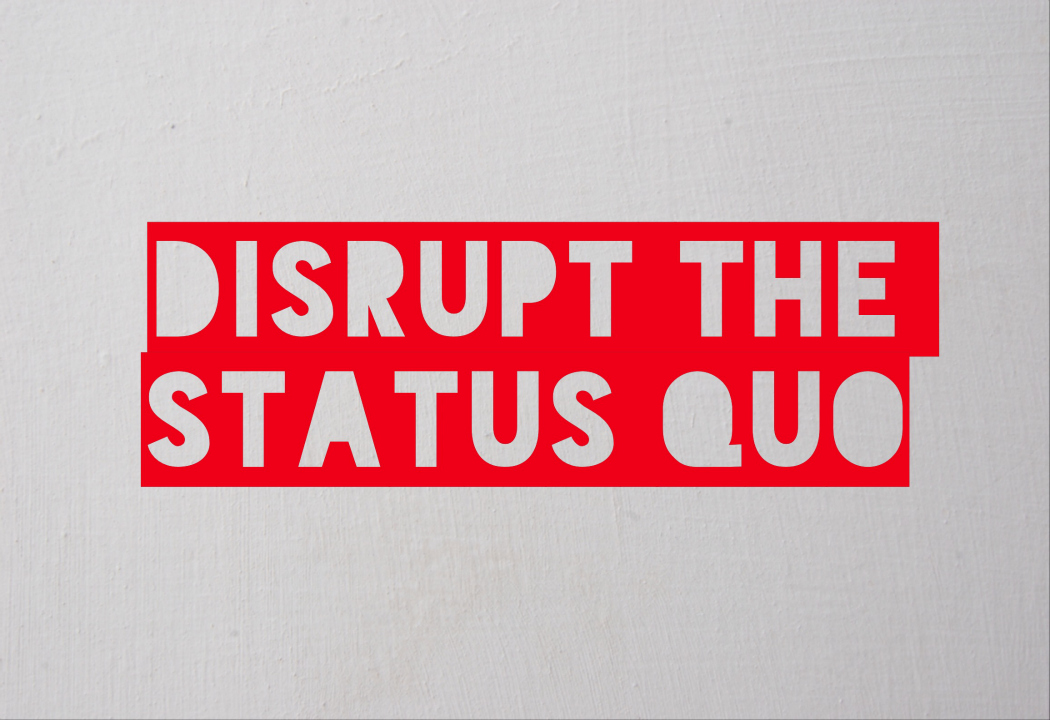Dare to Disrupt - quo PEOPLE