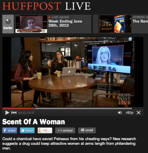 Huffington Post Live - Heart Hackers Club -  - Multimedia