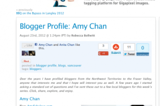 Miss 604: Featured Blogger - Heart Hackers Club -  - Online advertising