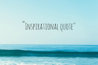What Posting Inspirational Quotes Really Says About You - Heart Hackers Club -  - Quotation