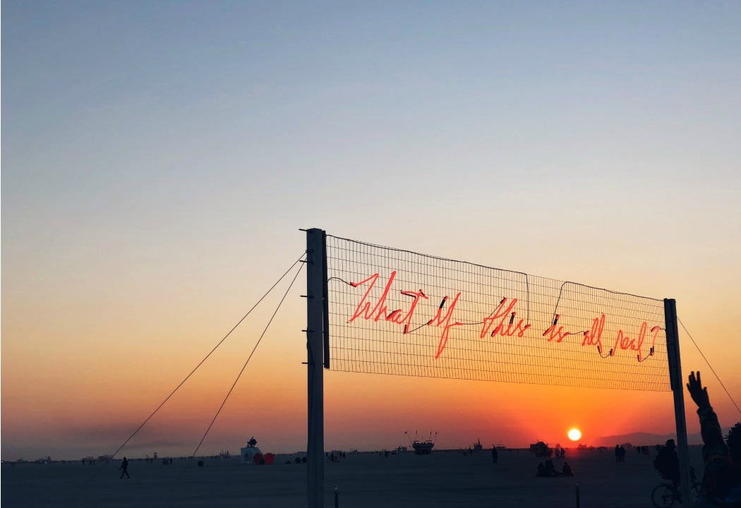 The Most Surprising Lesson I Learned at Burning Man - Heart Hackers Club - Burning man - Burning Man