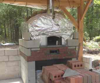 Groton Outdoor Kitchen