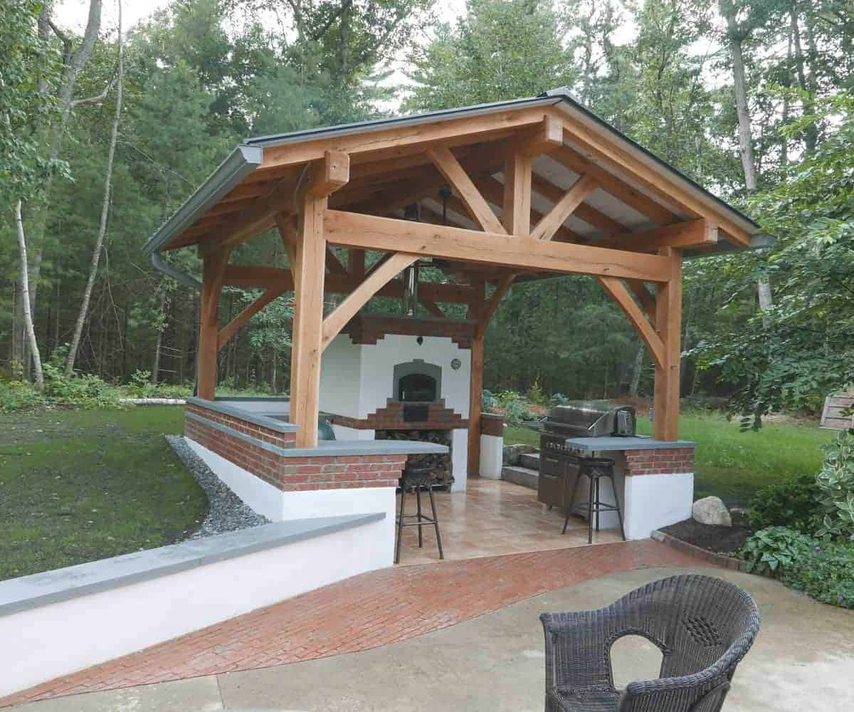 Timber Frames - Hearth + Timber