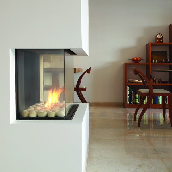 Clearn 40 ts Ortal Gas Fireplace by Hearth Manor Fireplaces