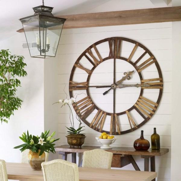 wall clock christmas gift idea for men