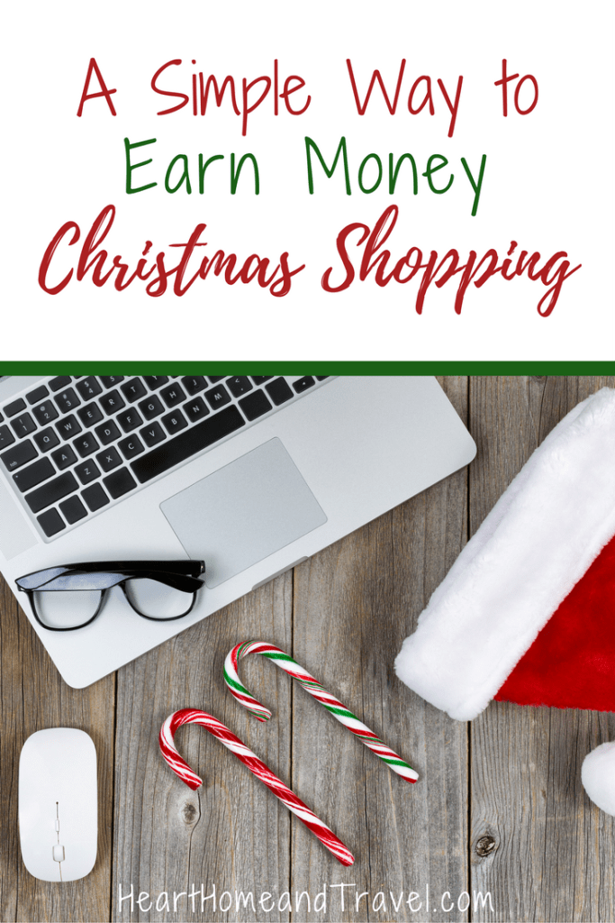 A Simple Way to Earn Money Christmas Shopping