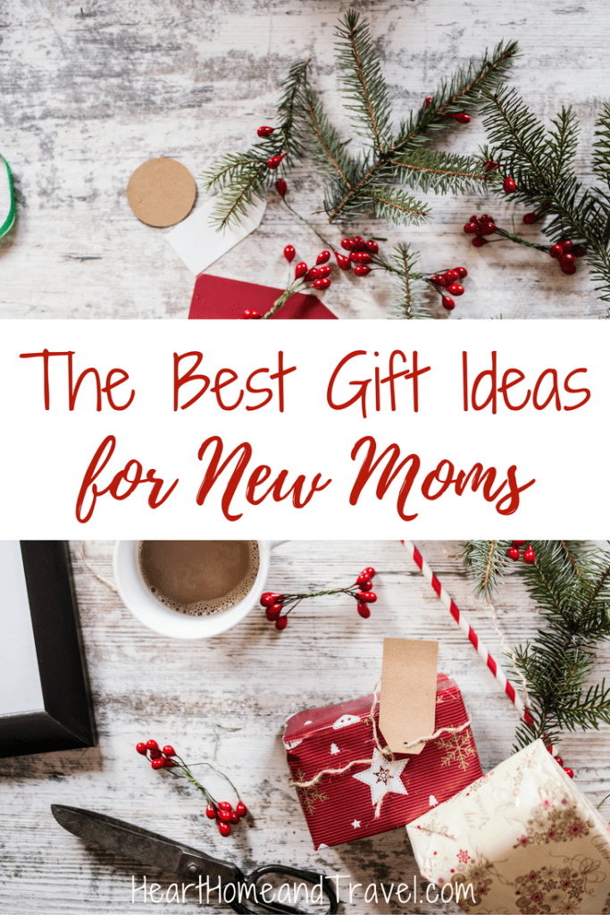 The Best Gift Ideas for New Moms