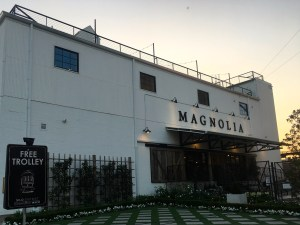 Magnolia Market Free Parking
