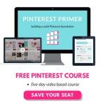 Pinterest Primer