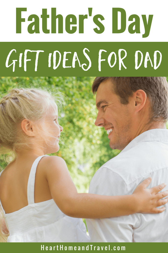 Gift Ideas for Dad Father's Day