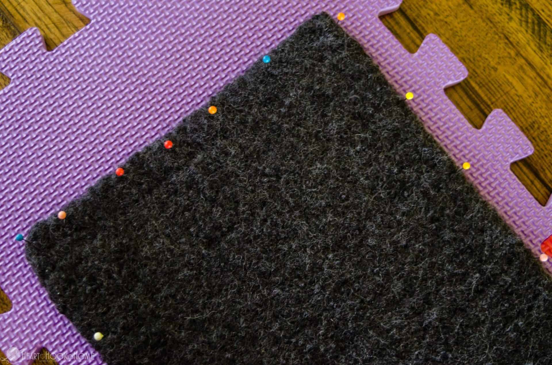 Knitting Needle Case Pattern To Sew