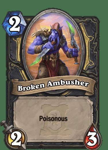 Broken Ambusher HQ