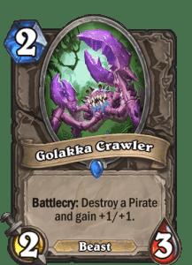 Golakka Crawler