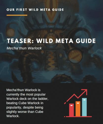 Wild Meta Guide #1 - Mecha'thun Warlock