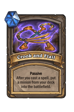 Crook and Flail