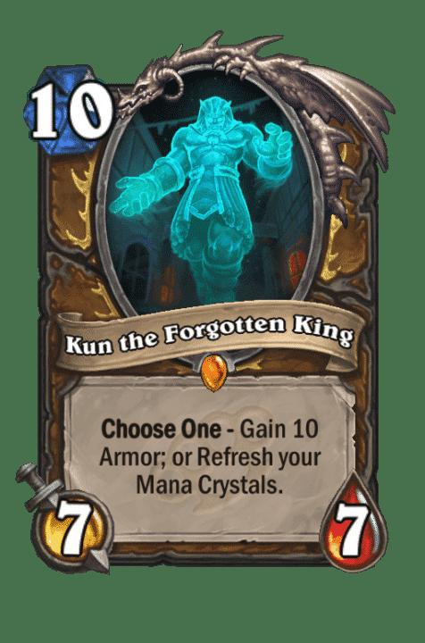 Kun the Forgotten King