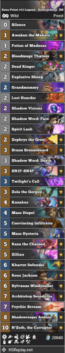 Reno Priest #11 Legend - RenoJackson_HS