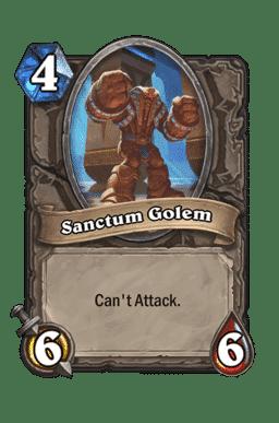 Sanctum Golem