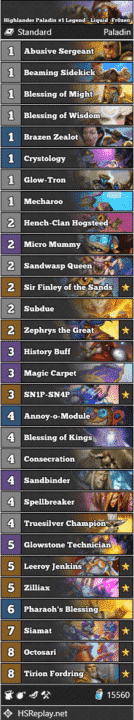 Highlander Paladin #1 Legend - Liquid_Fr0zen