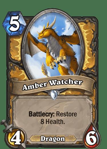 HQ Amber Watcher