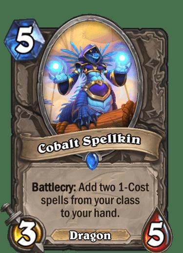 HQ Cobalt Spellkin