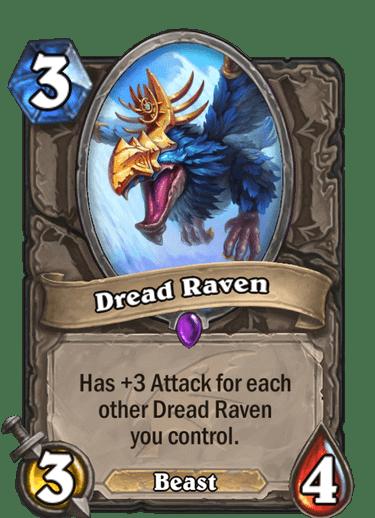 HQ Dread Raven