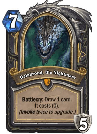Galakrond, the Nightmare