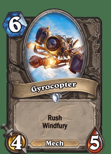 HQ Gyrocopter
