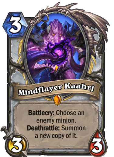 HQ Mindflayer Kaahrj