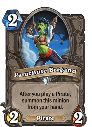 HQ Parachute Brigand