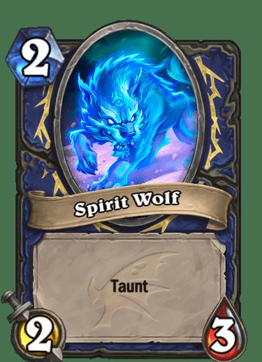 HQ Spirit Wolf