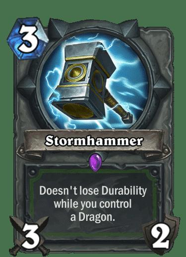 HQ Stormhammer
