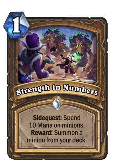 HQ Strength in Numbers