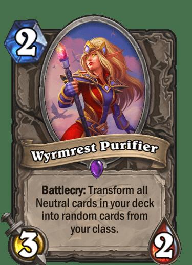 HQ Wyrmrest Purifier