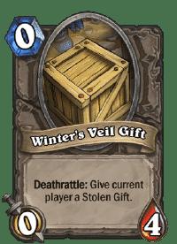 Winter's Veil Gift
