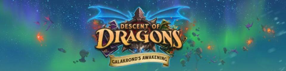Galakrond's Awakening Header