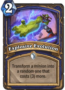 HQ Explosive Evolution