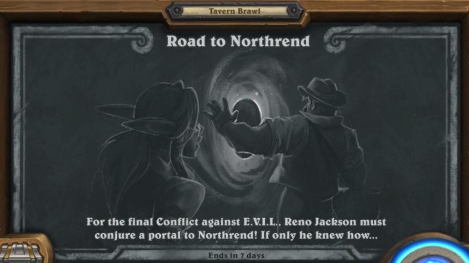 Road to Northrend