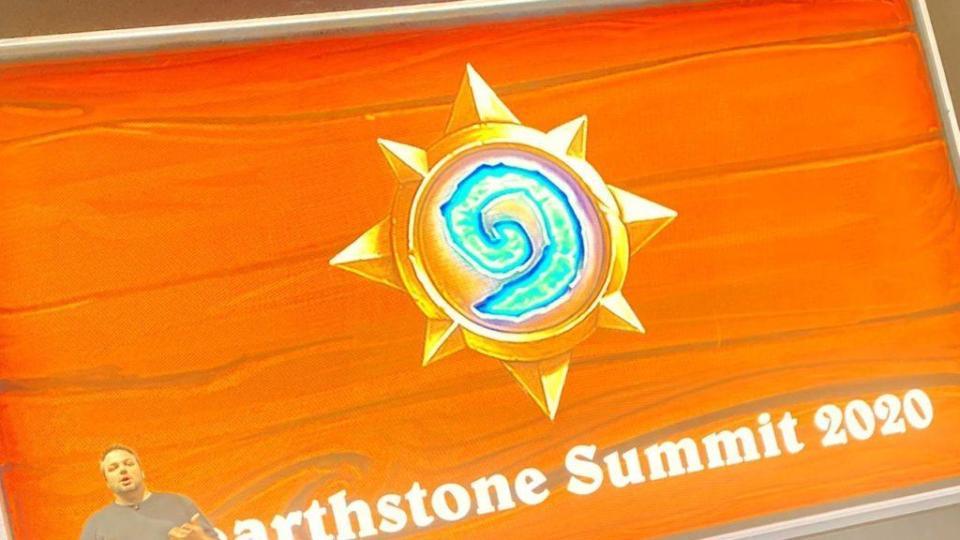 Hearthstone Summit 2020