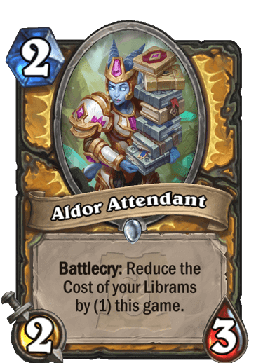 Aldor Attendant HQ