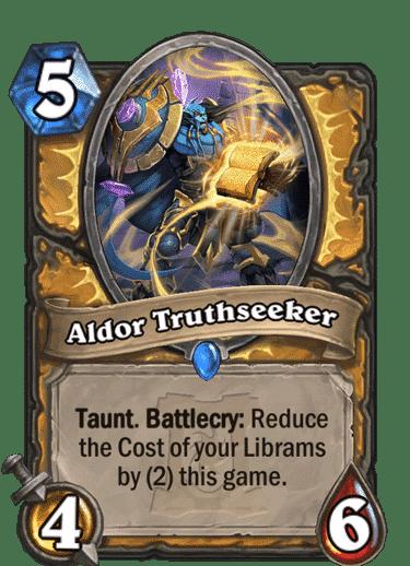 Aldor Truthseeker HQ