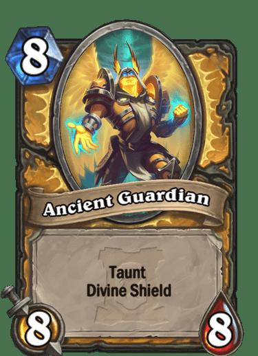 Ancient Guardian HQ