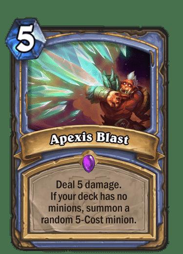 Apexis Blast HQ