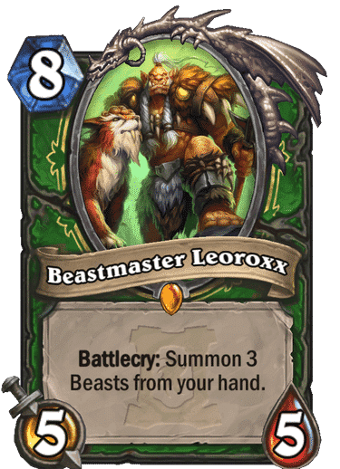 Beastmaster Leoroxx HQ