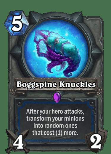 Boggspine Knuckles HQ
