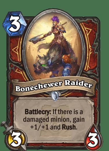 Bonechewer Raider HQ
