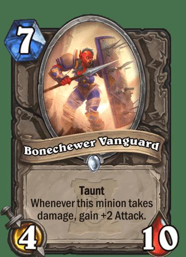 Bonechewer Vanguard HQ